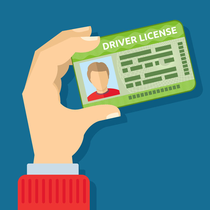Scan Driver License